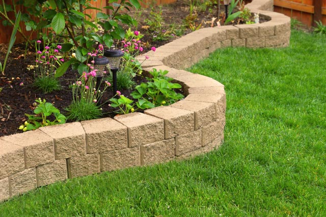 greenpark landscaping paving stone walls