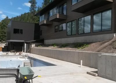 pool & spa surrounds decking installation